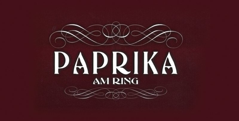Restaurant Paprika am Ring