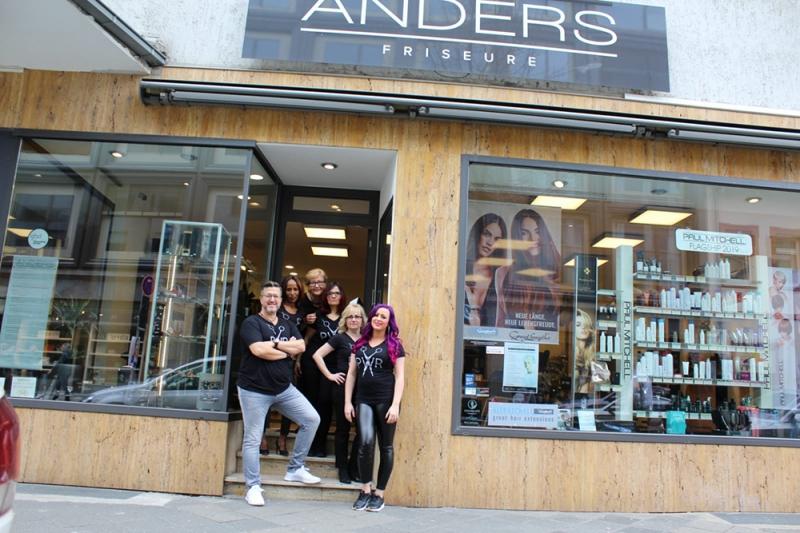 Friseur Anders Mannheim