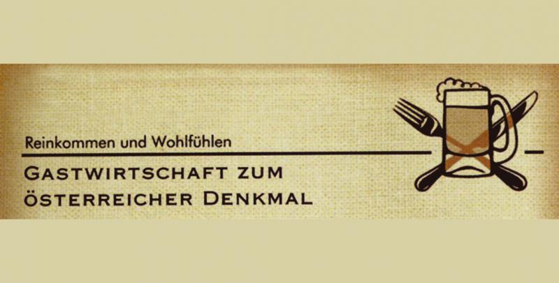 Gastwirtschaft zum Österreicher Denkmal