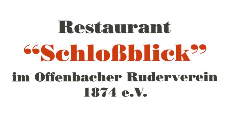 Restaurant Schloßblick