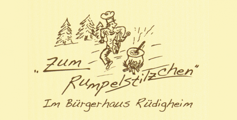 """""""Zum Rumpelstilzchen"""" Im Bürgerhaus Rüdigheim"""