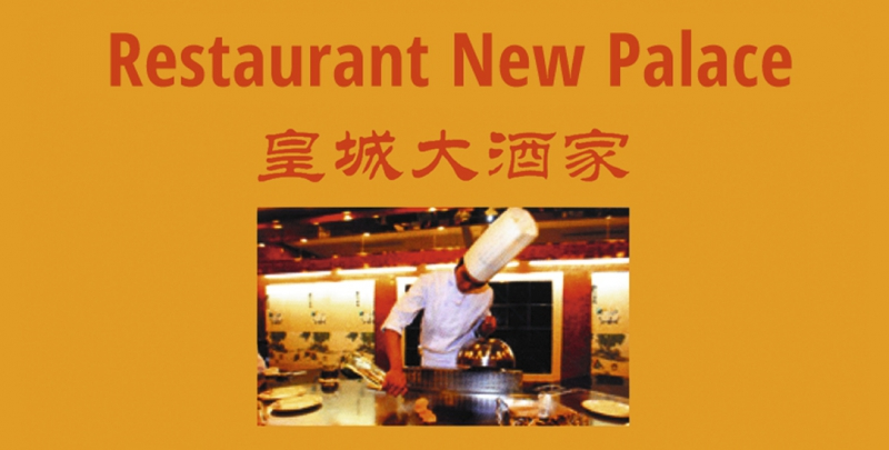 Asia Restaurant New Palace
