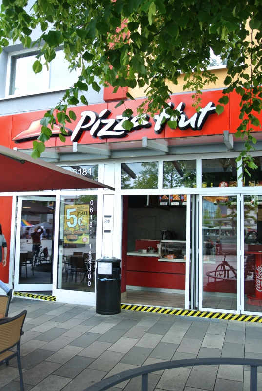 Pizza Hut Hanau