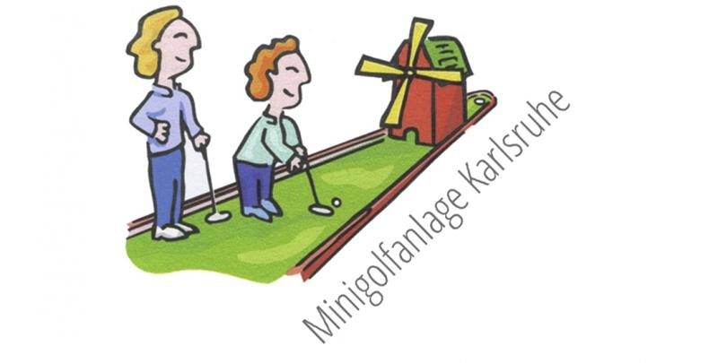 Minigolfanlage Karlsruhe