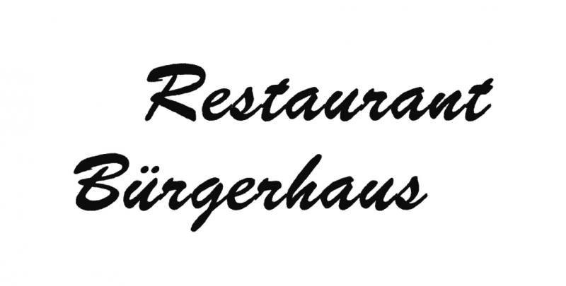 Restaurant Bürgerhaus