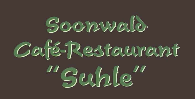 Soonwald Café-Restaurant Suhle