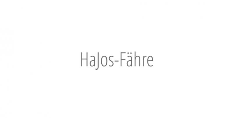 HaJos-Fähre