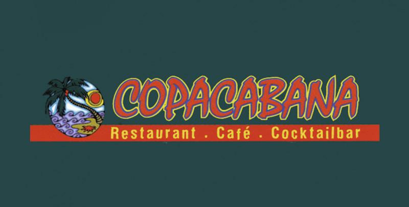 Restaurant Café Cocktailbar Copacabana