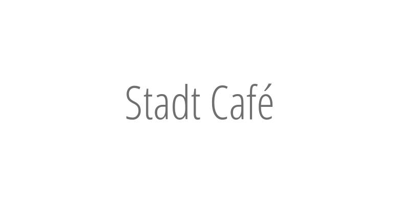 Stadt Café