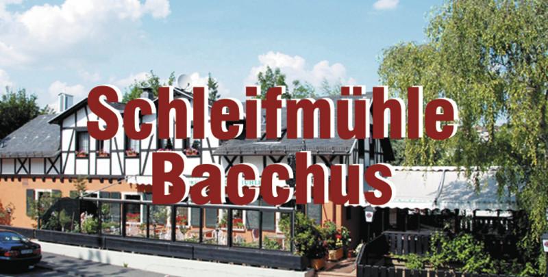 Schleifmühle Bacchus