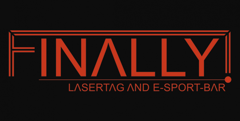FINALLY! Lasertag and E-Sport-Bar