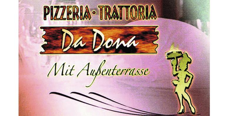 Pizzeria-Trattoria Da Dona
