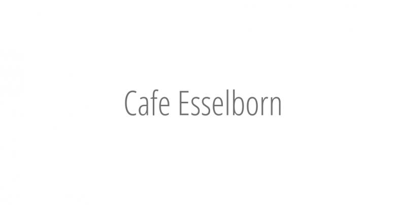 Cafe Esselborn