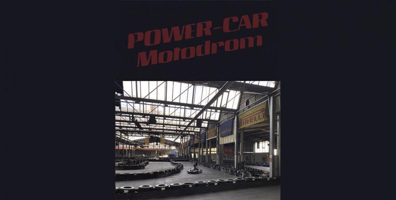 Power-Car Motodrom Kartbahn Mannheim