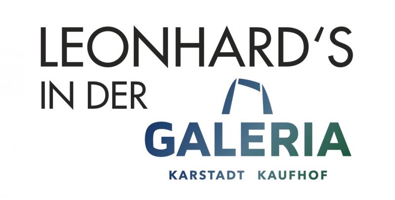 LEONHARD'S in der GALERIA Karstadt Kaufhof