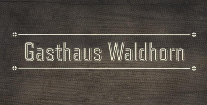 Gasthaus Waldhorn
