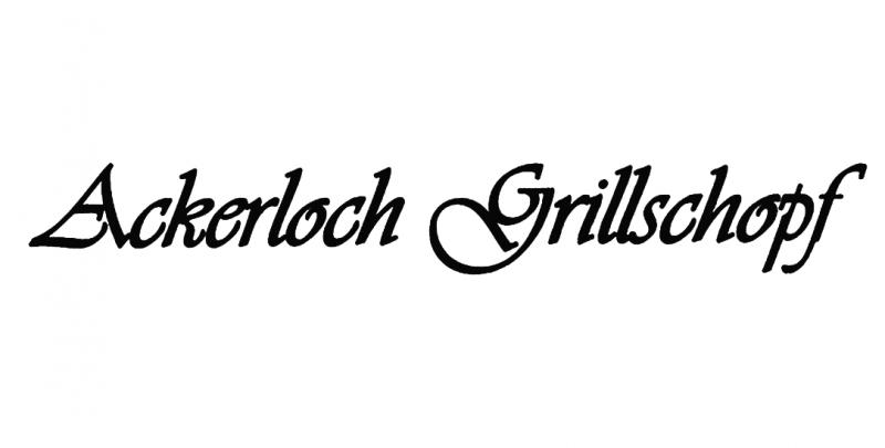 Ackerloch Grillschopf