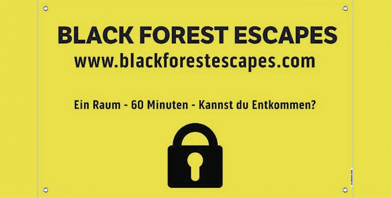 BLACK FOREST ESCAPES