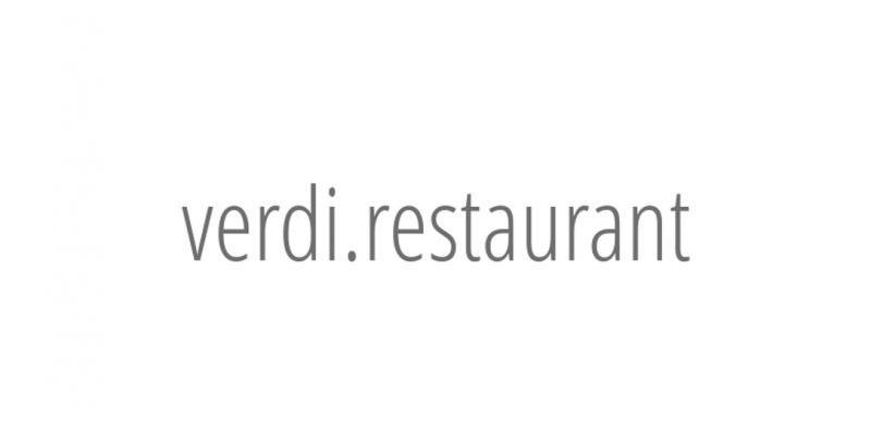 verdi.restaurant