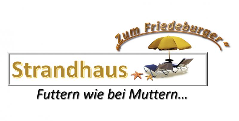 Zum Friedeburger im Strandhaus