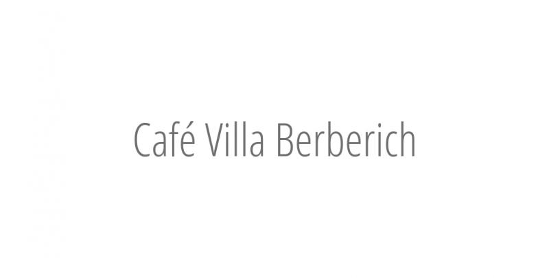 Café Villa Berberich