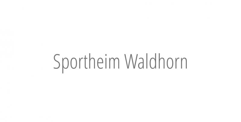 Sportheim Waldhorn