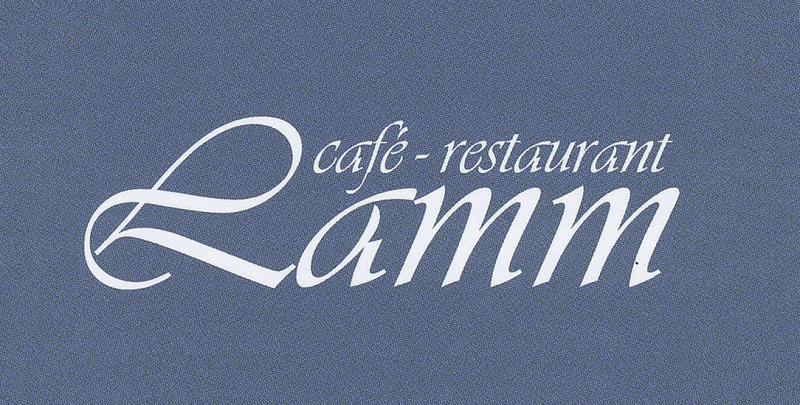 Café Restaurant Lamm