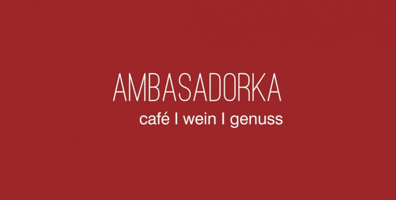 AMBASADORKA café I wein I genuss