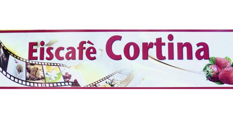 Eiscafè Cortina