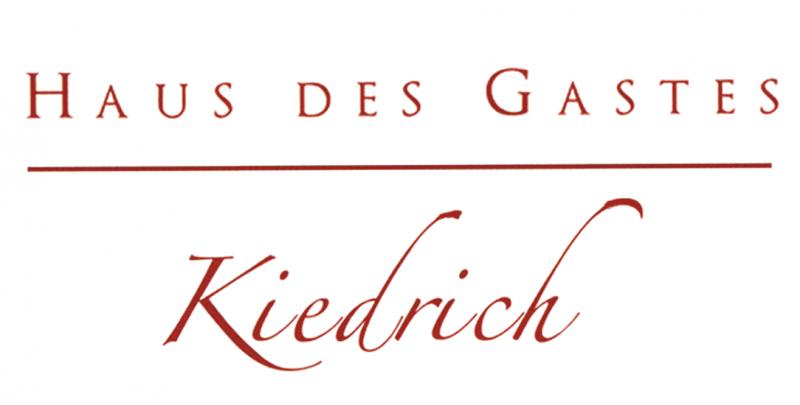 Bürgerhaus Kiedrich Haus des Gastes