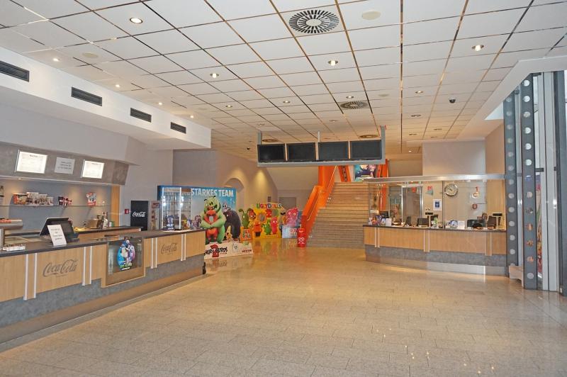 Filmpalast Cine World Lingen Ems