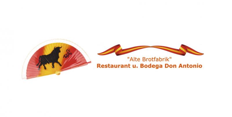 Alte Brotfabrik - Restaurante Don Antonio