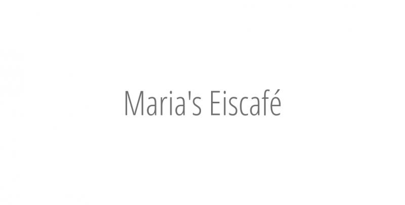 Maria's Eiscafé