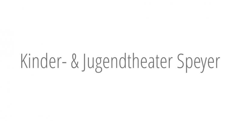 Kinder- & Jugendtheater Speyer
