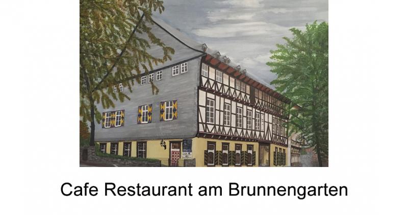 Cafe Restaurant am Brunnengarten