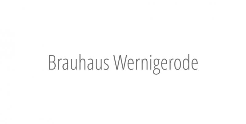 Brauhaus Wernigerode