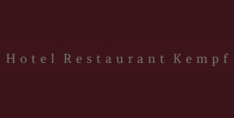 Hotel Restaurant Kempf