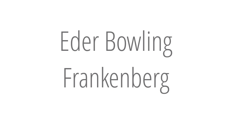 Eder-Bowling
