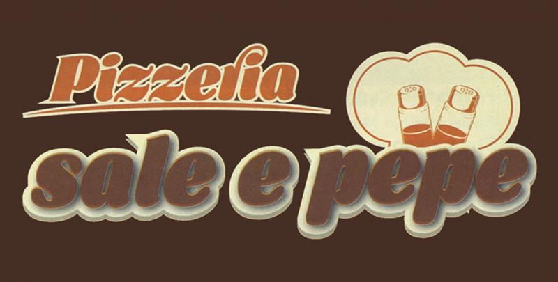 Pizzeria sale e pepe