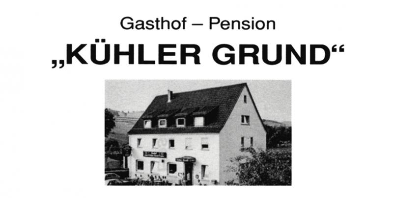 Gasthof Pension Kühler Grund