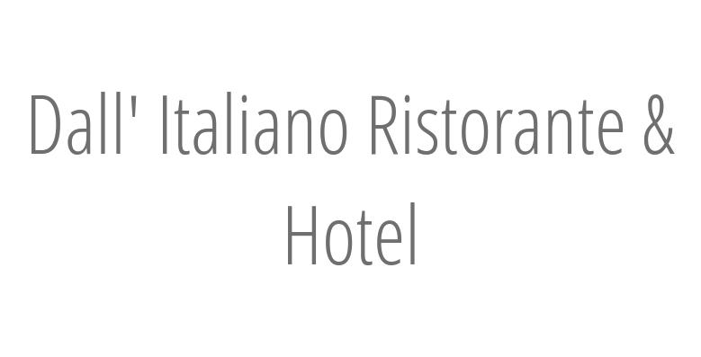 Dall' Italiano Ristorante & Hotel