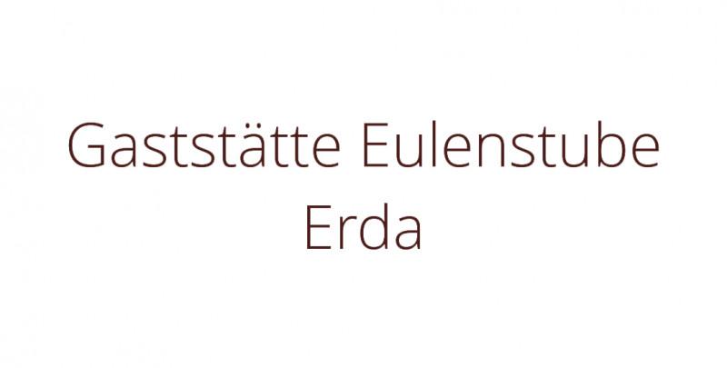 Gaststätte Eulenstube Erda