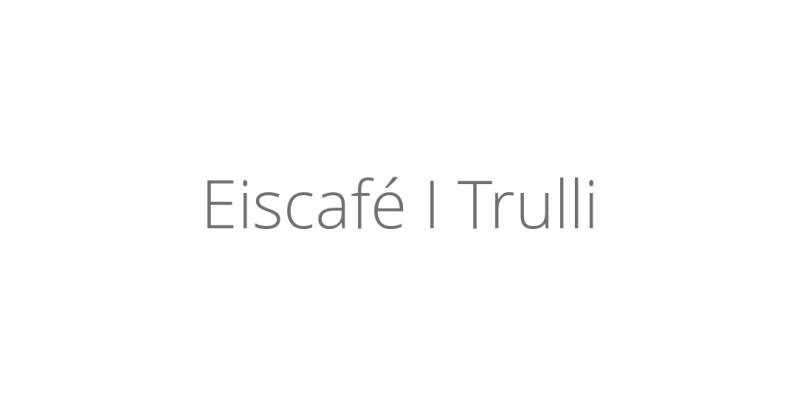 Eiscafé I Trulli