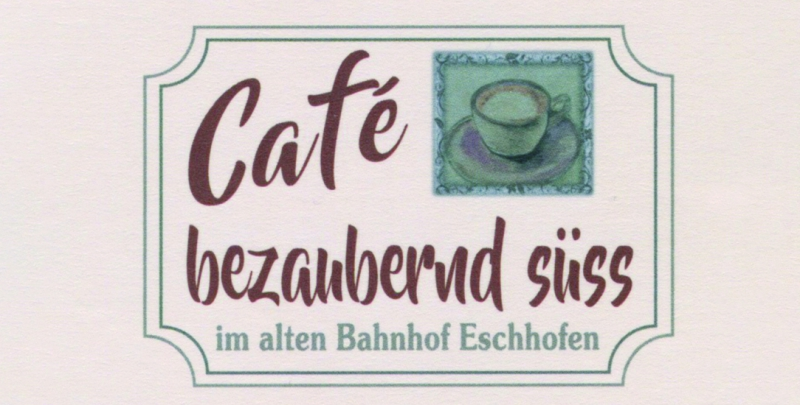 Café bezaubernd süss