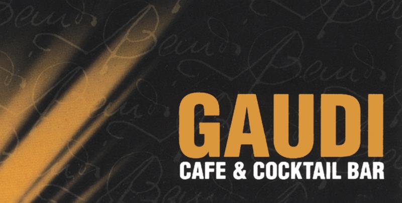 Gaudi Cafe & Cocktail Bar