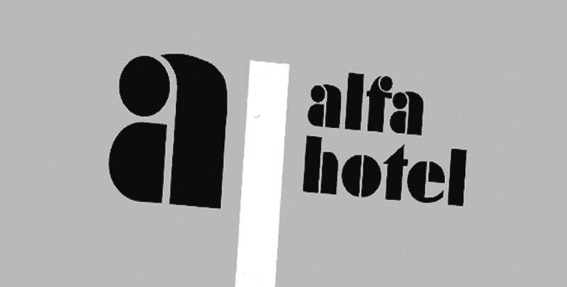 le jardin im alfa-hotel