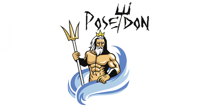 Minigolf Poseidon - bei der Allenfeldhalle