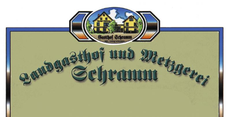 Landgasthof + Metzgerei Schramm