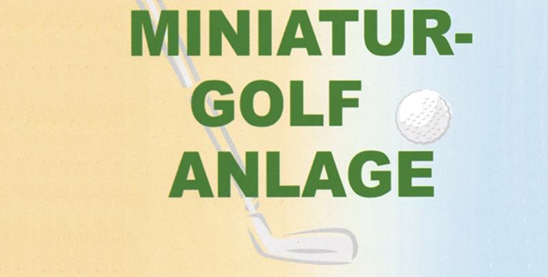 Miniatur-Golf-Anlage Am Adamiberg