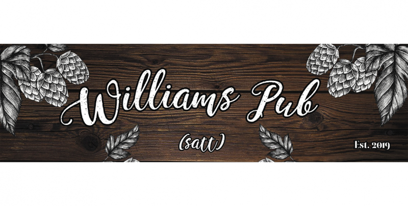 William's Pub (satt)